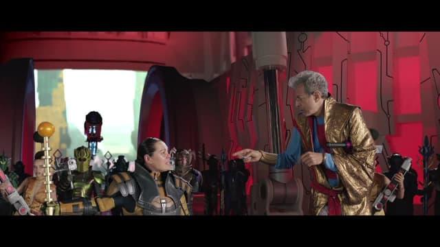 Marvel Studios' Thor: Ragnarok | Bonus Scene - Grandmaster and Topaz