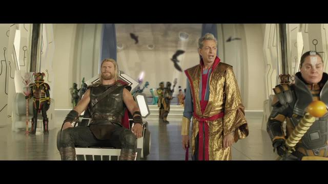 Marvel Studios' Thor: Ragnarok | Bonus Feature - Thor Meets the Grandmaster
