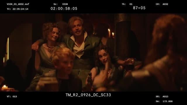 Marvel Studios' Thor: The Dark World | Deleted Scene 3