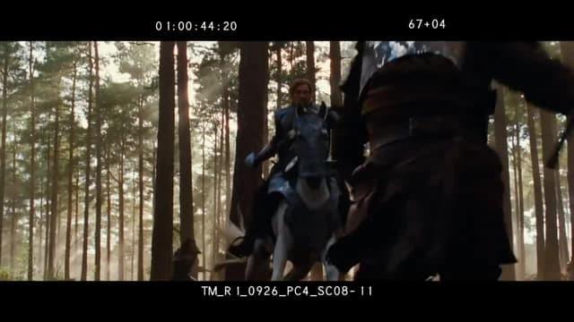 Marvel Studios' Thor: The Dark World | Deleted Scene 4