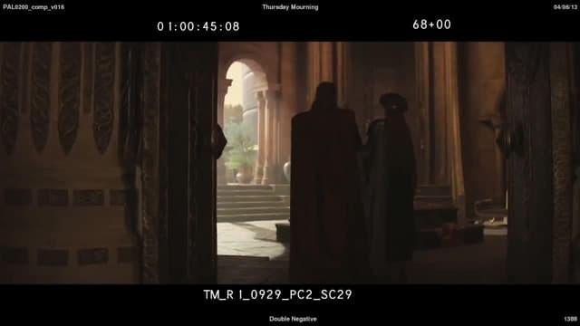 Marvel Studios' Thor: The Dark World | Deleted Scene 2