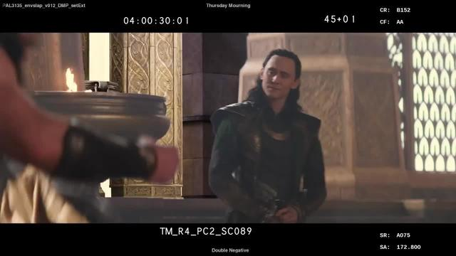 Marvel Studios' Thor: The Dark World | Deleted Scene 5