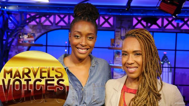 Why Franchesca Ramsey Never Gives Up On People | Marvel's Voices podcast
