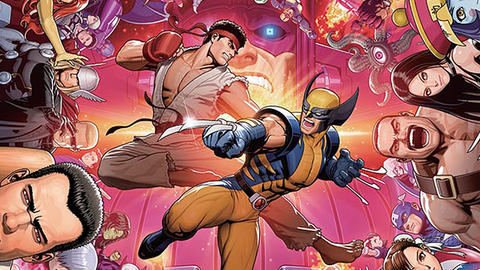 Image for Ultimate Marvel Vs. Capcom 3 Comes to Comics