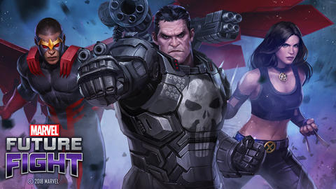 Image for Marvel Legacy Heads to 'Marvel Future Fight'