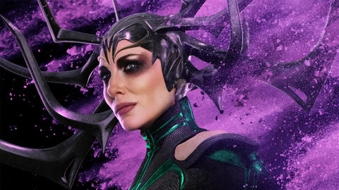 Image for A Motivational Message from Thor: Ragnarok's Cate Blanchett