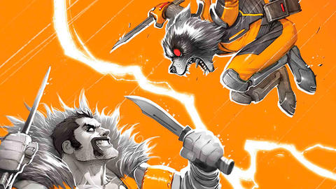 Image for Kraven's Guide to Hunting Alien Raccoons