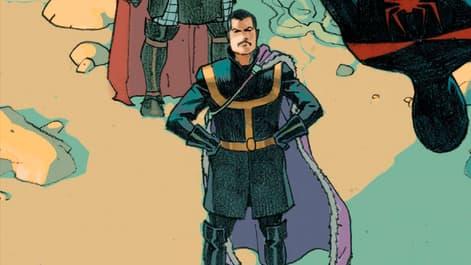 Image for The Spells of Doctor Strange: Secret Wars