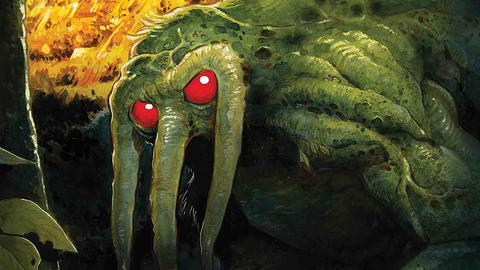 Image for Psych Ward: Man-Thing
