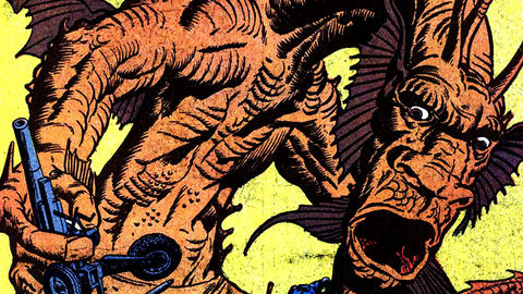 Image for Unleash the Beasts: Fin Fang Foom