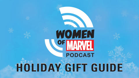Image for The Women of Marvel 2017Holiday Gift Guide
