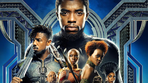 Image for Marvel Music and Hollywood Records Present Marvel Studios' 'Black Panther' Original Motion Picture Score Soundtrack