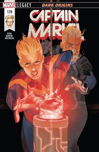 MIGHTY CAPTAIN MARVEL #128