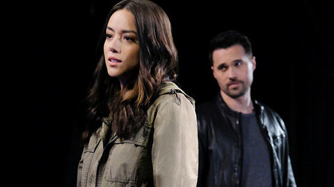 Image for May & Daisy Flee Hydra HQ in New 'Marvel's Agents of S.H.I.E.L.D.' Clip