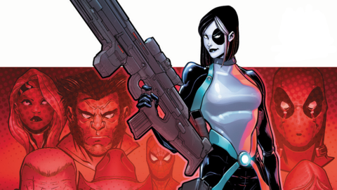 Image for Marvel Welcomes David Baldeón to Domino
