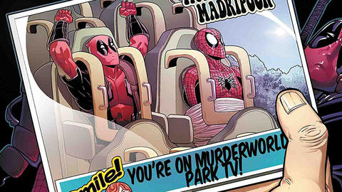 Image for Spider-Man/Deadpool: The Making of a Murderworld