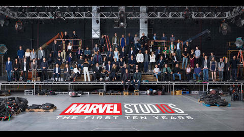 Image for Marvel Studios Kicks Off the Marvel Cinematic Universe 10-Year Anniversary Celebration