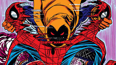 Image for The History of Spider-Man: 1983