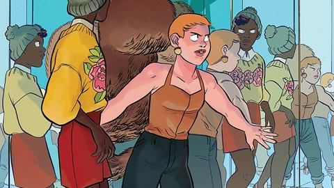 Image for Squirrel Girl Comments on the History of Squirrel Girl