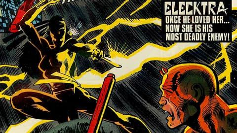 Image for Flashback Friday: Elektra