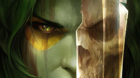 Image for Learn who Gamora is on the Women of Marvel