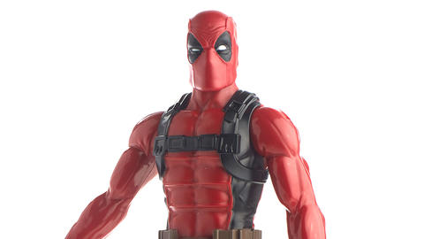 Image for New Deadpool Toys Include Lady Deadpool, Omega Red and More