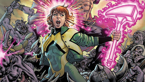 Image for Jean Grey: Godspell