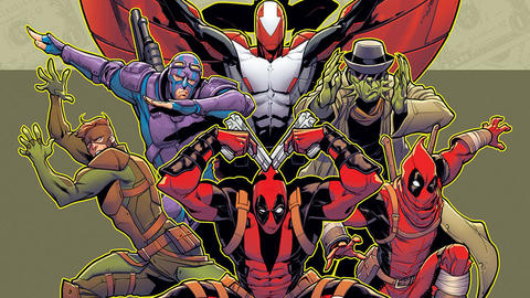 Image for Coming to Marvel Unlimited in January 2017