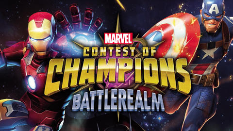 Image for Unbox the Upcoming Board Game 'Marvel Contest of Champions: Battlerealm'