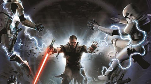 Image for Star Wars Spotlight: The Force Unleashed