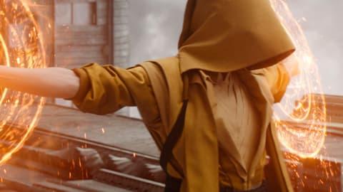 Image for Tilda Swinton and Mads Mikkelsen on Marvel Studios' Doctor Strange