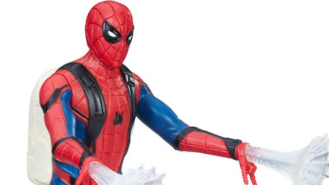 Image for Spider-Man: Homecoming Toys Revealed