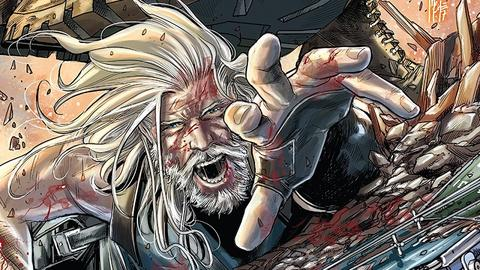 Image for Creator Commentary: Old Man Hawkeye #3