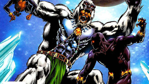 Image for Follow the History of the Black Panther Pt. 25