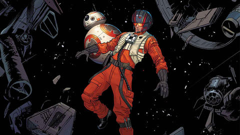 Image for Psych Ward: Poe Dameron