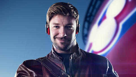 Image for Meet the Super Heroes of Marvel Day at Sea: Star-Lord