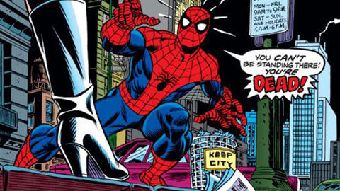 Image for The History of Spider-Man: 1975