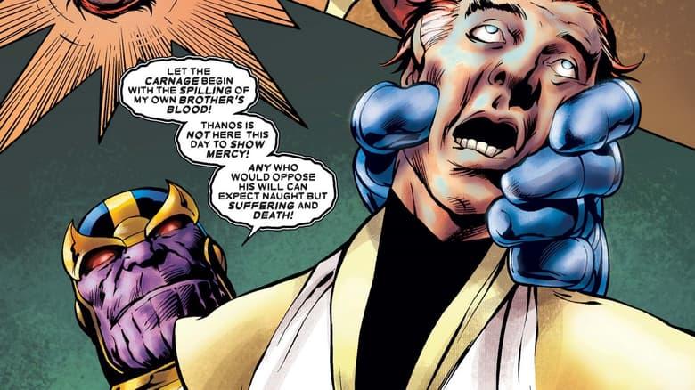 Thanos Starfox