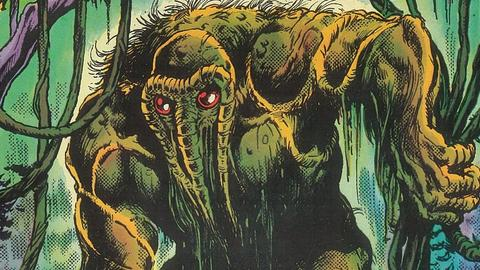 Image for Halloween Spooklight 2017, Day 9: Man-Thing
