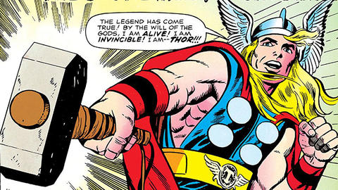 Image for Kirby 100: Thor the Mighty