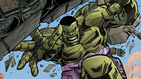 Image for Follow the History of the Hulk Pt. 51