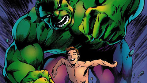 Image for Follow the History of the Hulk Pt. 54