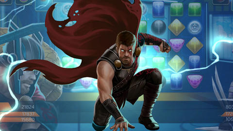 Image for Piecing Together Marvel Puzzle Quest: Thor: Ragnarok