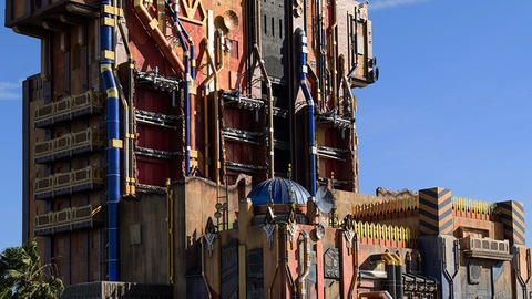 Image for The Collector's Fortress Arrives at Disney California Adventure