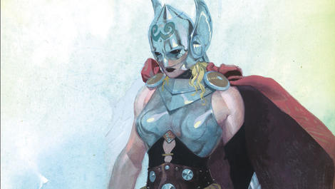 Image for Marvel Proudly Presents Thor