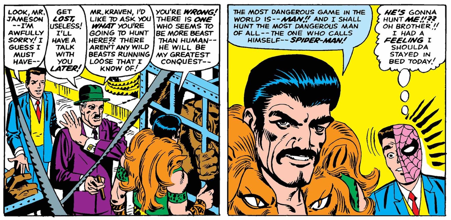 THE AMAZING SPIDER-MAN (1963) #15