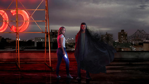 Image for Freeform Releases New 'Marvel's Cloak & Dagger' Poster