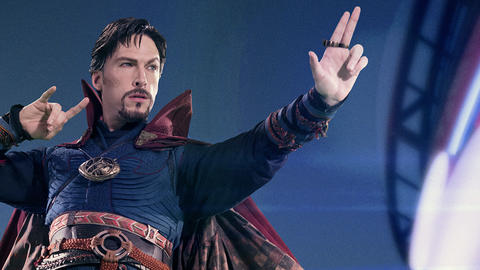 Image for Meet the Super Heroes of Marvel Day at Sea: Doctor Strange