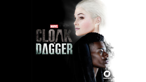Image for Marvel Music and Hollywood Records Presents 'Marvel's Cloak & Dagger' Digital Soundtrack Now Available