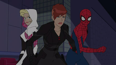 Image for The Threat of Spider-Island Brings Black Widow to 'Marvel's Spider-Man'